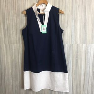 NWT | Sail to sable | Color Block Tunic  Dress | L